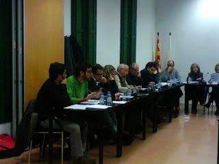 El Ple de febrer aprova una moció d'adhesió a la declaració de sobirania del Parlament de Catalunya