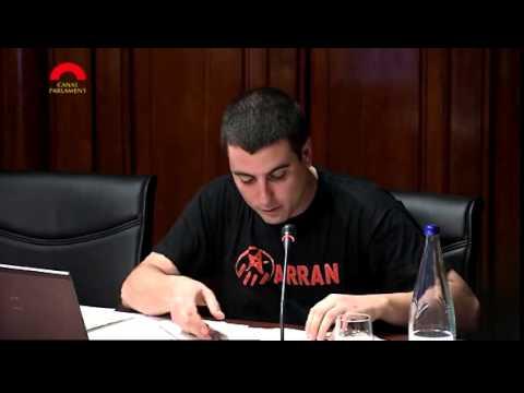 Intervenció de la CUP-AE al Parlament sobre l'estació de Premià