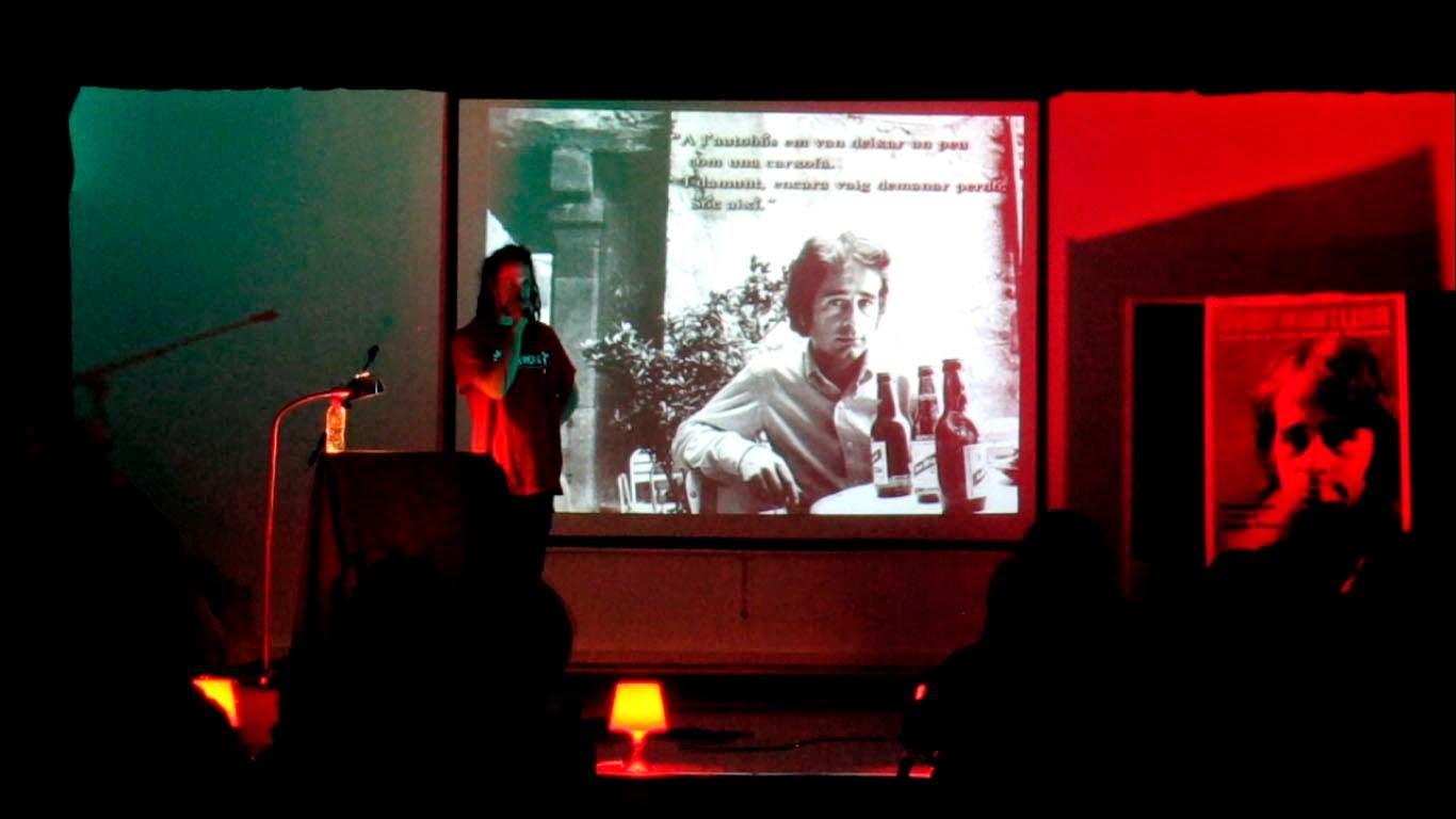 Ovidi Montllor: 20 anys de vacances, el record des de Premià de Mar