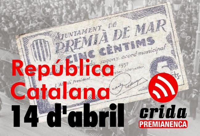14 d'Abril: República Catalana. Capgirar la història des del món local