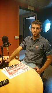 Entrevista a Joan Ribet a Ràdio Premià de Mar