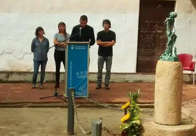 Discurs íntegre de Crida Premianenca per la Diada Nacional de Catalunya