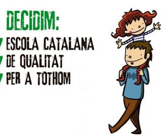 """C's prioritza que callem sobre treure """"escola catalana"""" d'un text que ajudar a salvar les escoles públiques."""