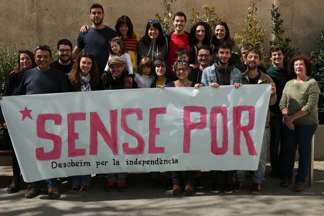 MANIFEST Contra la nova ofensiva antidemocràtica de l'estat espanyol. Per la República Catalana