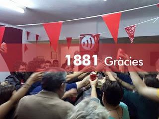 Balanç d'un any de Crida Premianenca a l'ajuntament de Premià de Mar. Una experiència de municipalisme alternatiu, segona força política a la localitat.