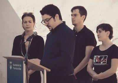 Discurs de Crida Premianenca per la diada de 2018