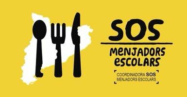 Crida Premianenca dóna suport a la campanya de SOS Menjadors Escolars Públics