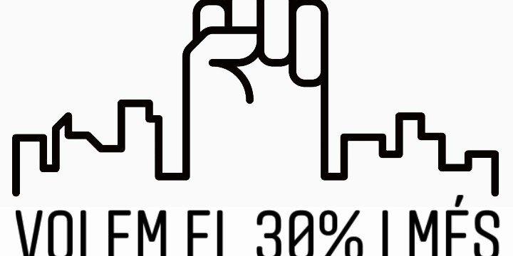 Presentem propostes al ple per ampliar el parc públic d'habitatge: volem el 30% i més!