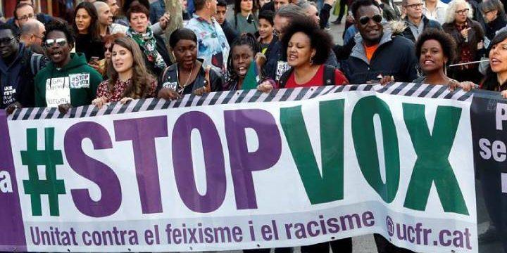 Crida demanem que Vox no participi en el debat electoral de la ràdio municipal