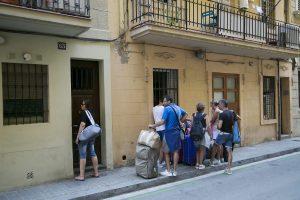 Pis turístic a Girona