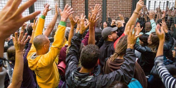 Davant la sentència: organitzem la resposta, desbordem places i carrers
