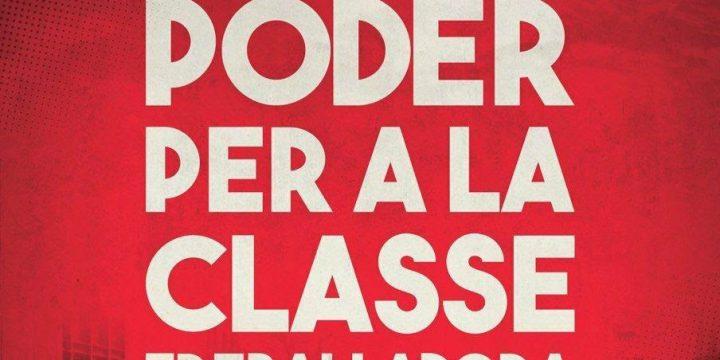 1r de Maig. Diada internacional de la classe treballadora. Des de Premià de Mar: Solidaritat, lluita, salut i dignitat.